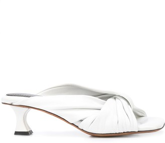 Proenza Schouler Twisted 45mm Sandals