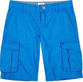 Armani Junior Cotton Combat Shorts 4-16 Years
