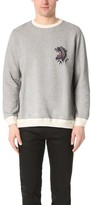 Remi Relief Tiger Crew Sweatshirt