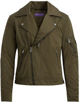 Ralph Lauren Purple Label Blackford Cotton-Blend Jacket