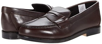 Janie and Jack Penny Loafer (Toddler/Little Kid/Big Kid) (Brown) Boy's Shoes