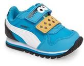 Puma Toddler Sesame Street Runner Sneaker