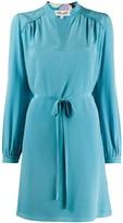 Diane von Furstenberg long sleeve short dress