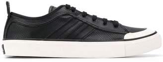 Diesel Low-top sneakers in perforated leather