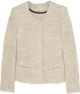 IRO Shena wool-blend bouclé jacket