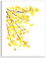 New Era Publishing Yao Cheng, Yellow Ginkgo