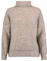 By Malene Birger Soronco Brushed Knitted Turtleneck Sweater