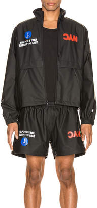 Alexander Wang Adidas By adidas by Track Top in Black | FWRD