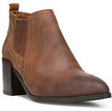 Fergie Magic Distressed Leather Bootie