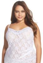 Hanky Panky 'Annabelle' Lace Camisole (Plus Size)