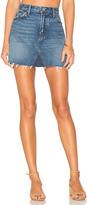 GRLFRND Eva A-Frame Gusset Skirt