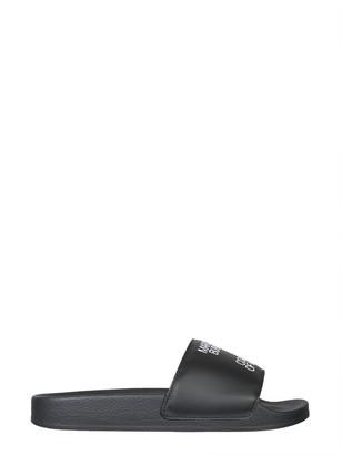 Marcelo Burlon County of Milan Slide Sandals