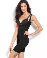 Spanx Star Power by Firm Control Power Play Open Bust Long Leg Body Shaper 2416 (Only at Macy's)