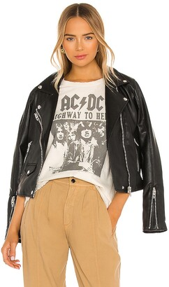 Junk Food Clothing AC/DC Highway To Hell Tee