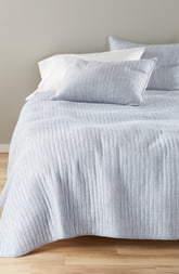 Levtex Ticking Stripe Cotton Quilt