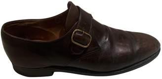 John Lobb Brown Leather Lace ups