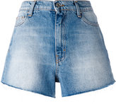 IRO Zoeh shorts - women - Cotton - 28
