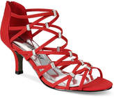 Easy Street Shoes East Street Nightingale Evening Sandals