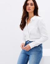 Bardot Twist Shirt