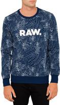 G Star G-Star Sk Core R L/S Sweater