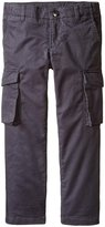 Petit Bateau Pants With Side Pockets (Toddler/Kid) - Gray - 5