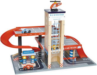 Bluebird Service Station Play Set