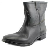 Lemaré 401 Round Toe Leather Ankle Boot.