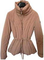 Armani Jeans Pink Jacket for Women