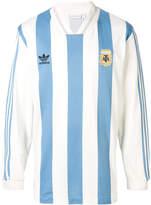 adidas oversized Argentina jersey