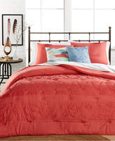 Jessica Sanders Closeout! Origami 5-Piece Full/Queen Comforter Set Bedding