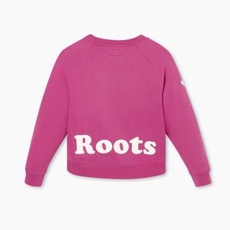 Roots Girls Remix Crew Sweatshirt
