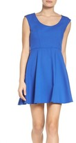 French Connection Women's Whisper Light Fit & Flare Dress