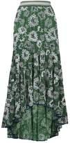 Missoni Floral Lurex Skirt