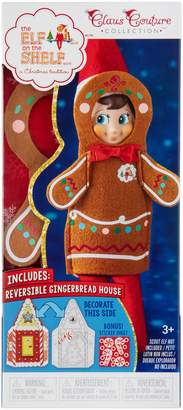 Couture Elf On The Shelf Claus Jolly Gingerbread Set CCJOLLY2
