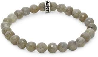 King Baby Studio Labradorite Sterling Silver Bracelet