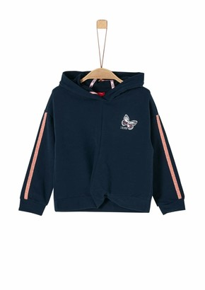 S'Oliver Girl's 53.911.41.2387 Sweatshirt