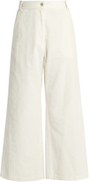 Rachel Comey Bishop wide-leg cropped corduroy trousers
