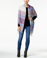 Echo Soft Stripe Blanket Scarf