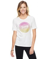 Juicy Couture Juicy Glitter Fashion Graphic Tee
