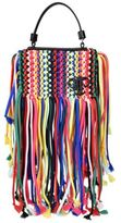 Emilio Pucci Braided Shoulder Bag
