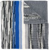 Missoni striped scarf - unisex - Acrylic/Viscose/Wool - One Size