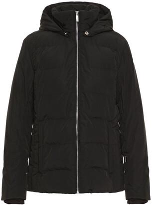 Fusalp Quilted Hooded Ski Jacket