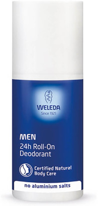 Weleda Men's 24 Hour Roll On Deodorant 50ml