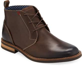 Original Penguin Men's Monty Leather Chukka Boots
