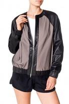 Robert Rodriguez Moto Jacket Blush