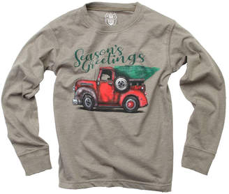Wes And Willy Season Greeting T-Shirt