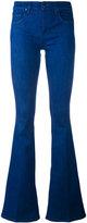 Victoria Beckham flared jeans - women - Cotton/Polyester/Spandex/Elastane - 26