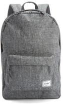 Herschel Supply Co. Classic Backpack Raven/crosshatch