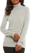 Antonio Melani Luxury Collection Svetlana Turtleneck Cashmere Sweater
