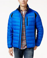 Free Country Men's Tech-Panel Down Puffer Coat